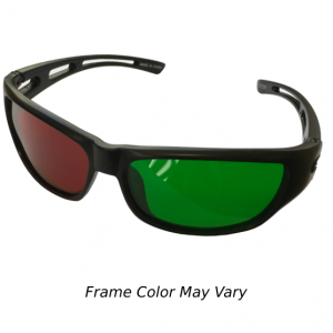 Wraparound Red/Green Glasses (Child Size)-0