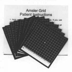 Customizable Magnetic Amsler Grids (10 pack)-0