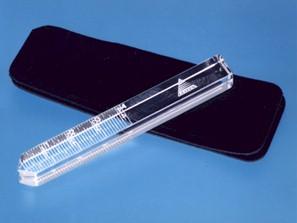 Luedde Exophthalmometer (Clear)-0