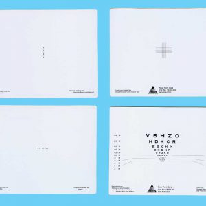 Near Point Card Set (Two Double Sided Cards)-0
