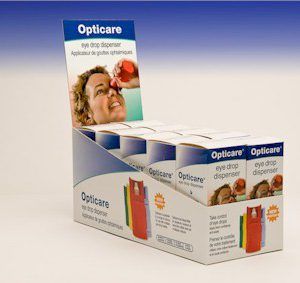 Opticare Eye Drop Dispenser (10 Pack)-0