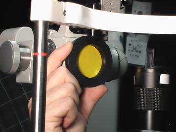 Slit Lamp Yellow Filter-0