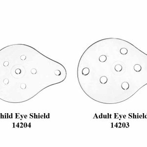 Eye Shields Child (12 pack) - Non-Sterile-0