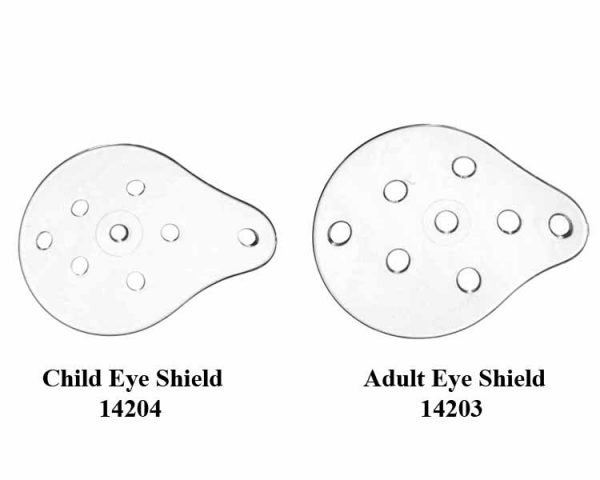 Eye Shields Child (12 pack) - Non-Sterile-0