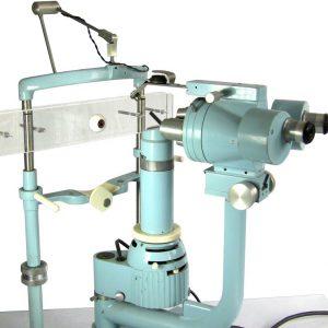 Silicone Set Up Eye Slit Lamp Holder-0