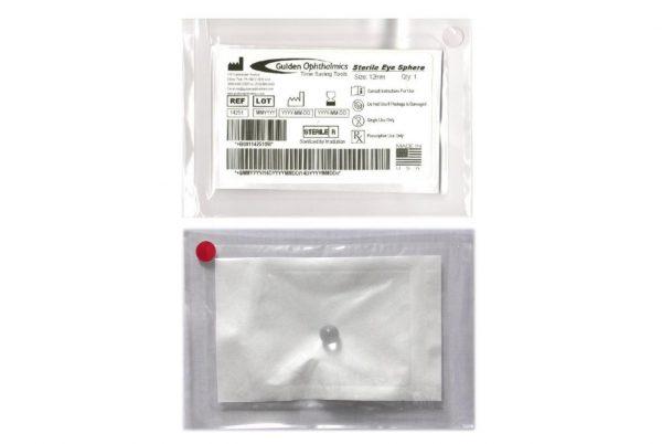 12mm Sterile Orbital Implant (PMMA)-0