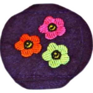 Universal Glasses Patch (Flower)-0